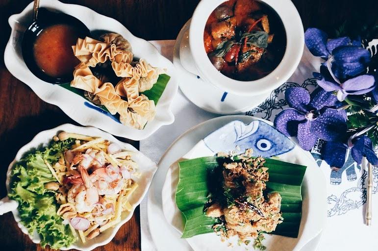 Thaise-eetgewoonten
